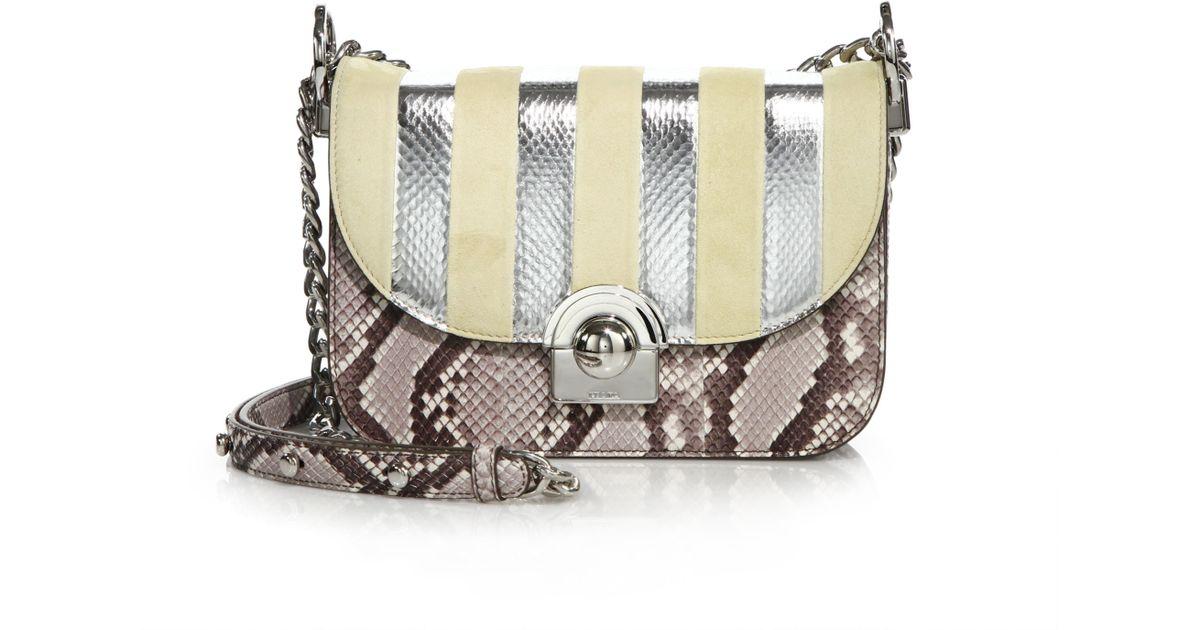 prada saffiano leather clutch - prada python pouch bag