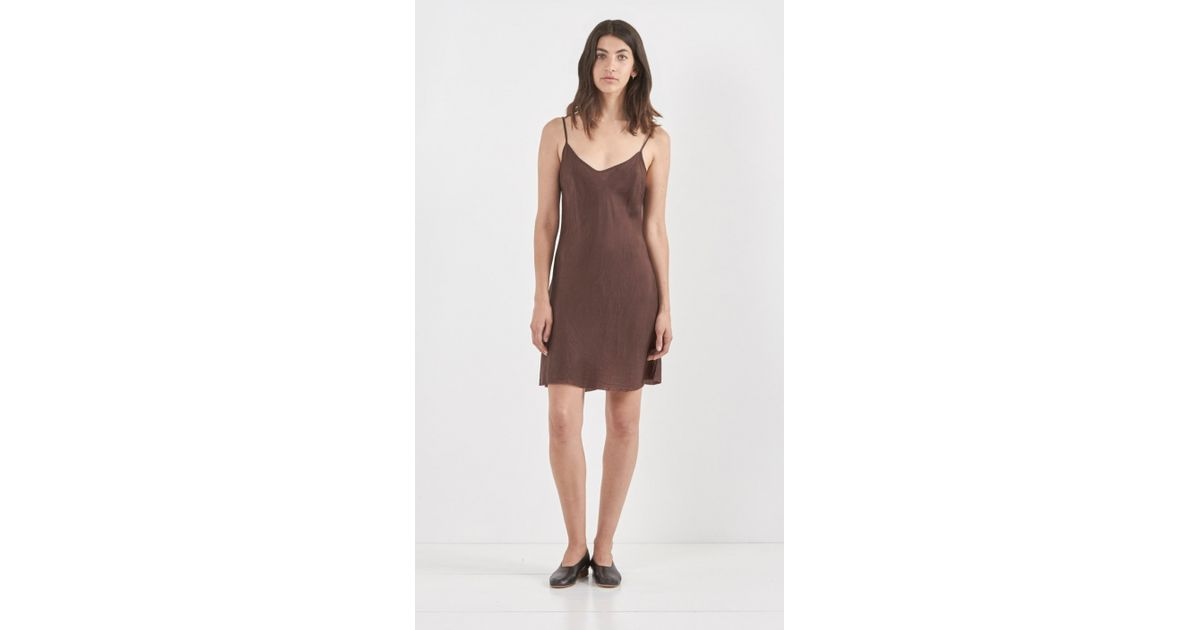 Short Slip Dresses