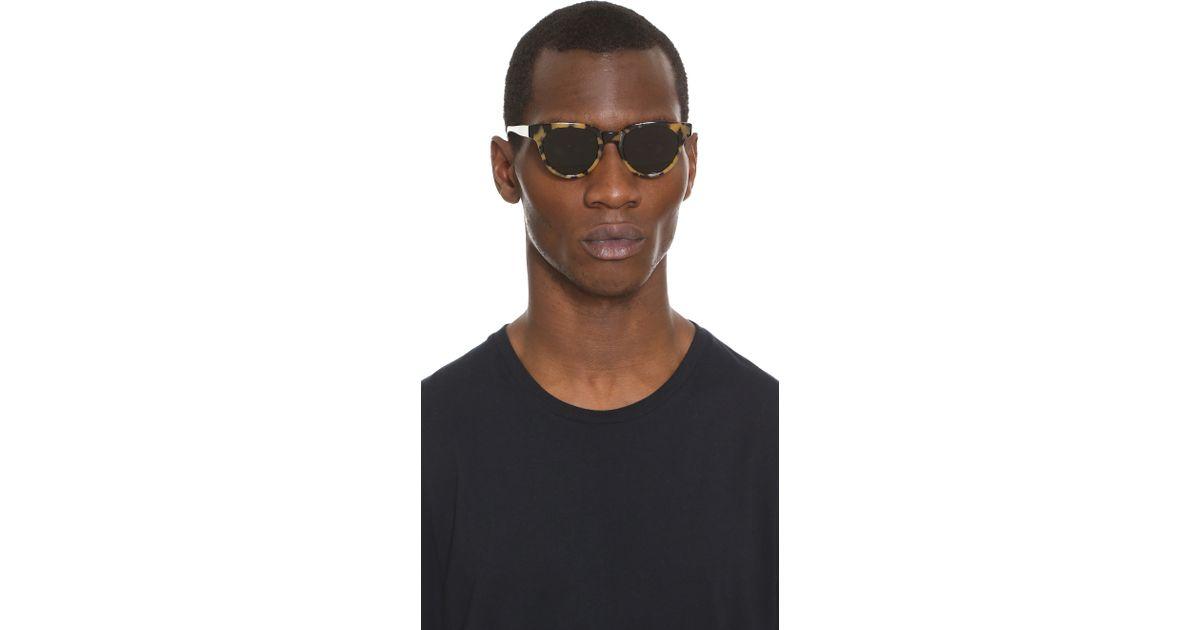 1c39373a1c80 Han Kjobenhavn State Sunglasses in Brown for Men - Lyst