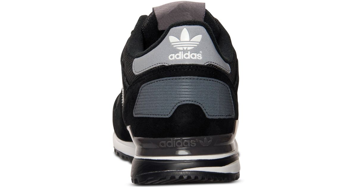 new style 1bbab 12187 Adidas - Black Originals Men'S Zx 700 Casual Sneakers From Finish Line for  Men - Lyst