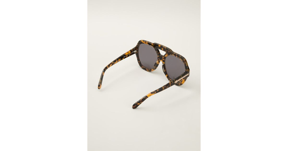 250d0b936a6 Lyst - Karen Walker  Utopia  Sunglasses for Men