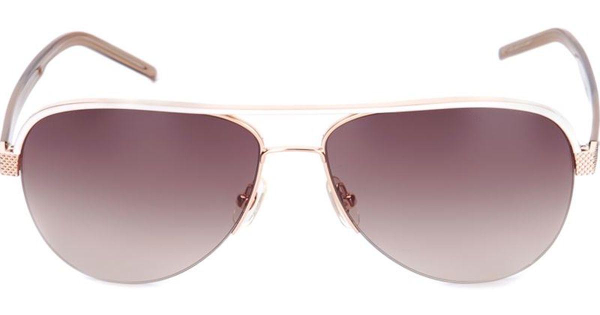 d5ba437dd0 Lyst - Sama Eyewear  kennedy  Sunglasses in Brown