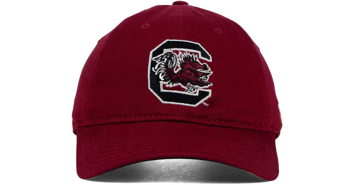 f48ce3f0ff2 ... airvent alloy adjustable hat 100a8 993e2  usa lyst under armour south  carolina gamecocks sideline gwa cap in purple for men 963a7 acbe7