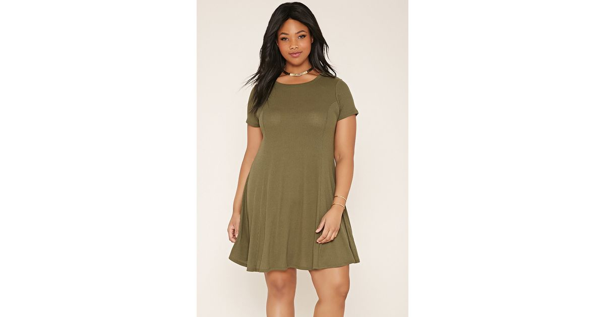 Forever 21 Plus Size T-shirt Dress You\'ve Been Added To The Waitlist ...