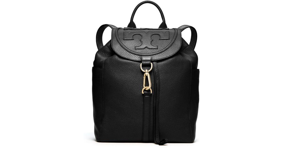 3fe1f5b85d0 Lyst - Tory Burch All-t Backpack in Black