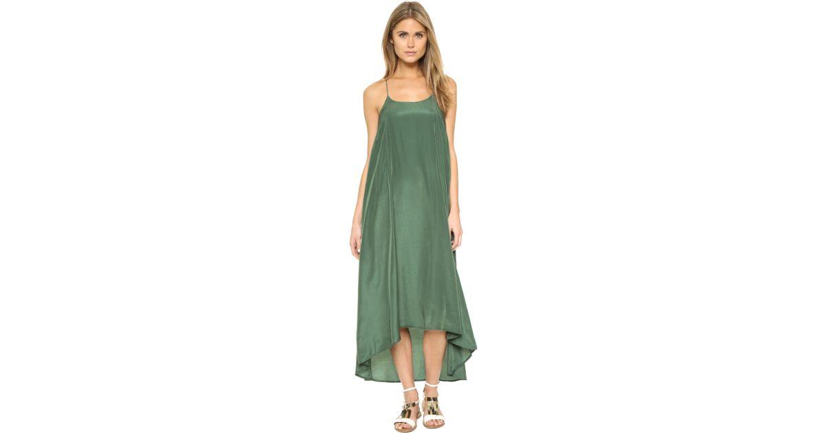 Mink pink willow maxi dress