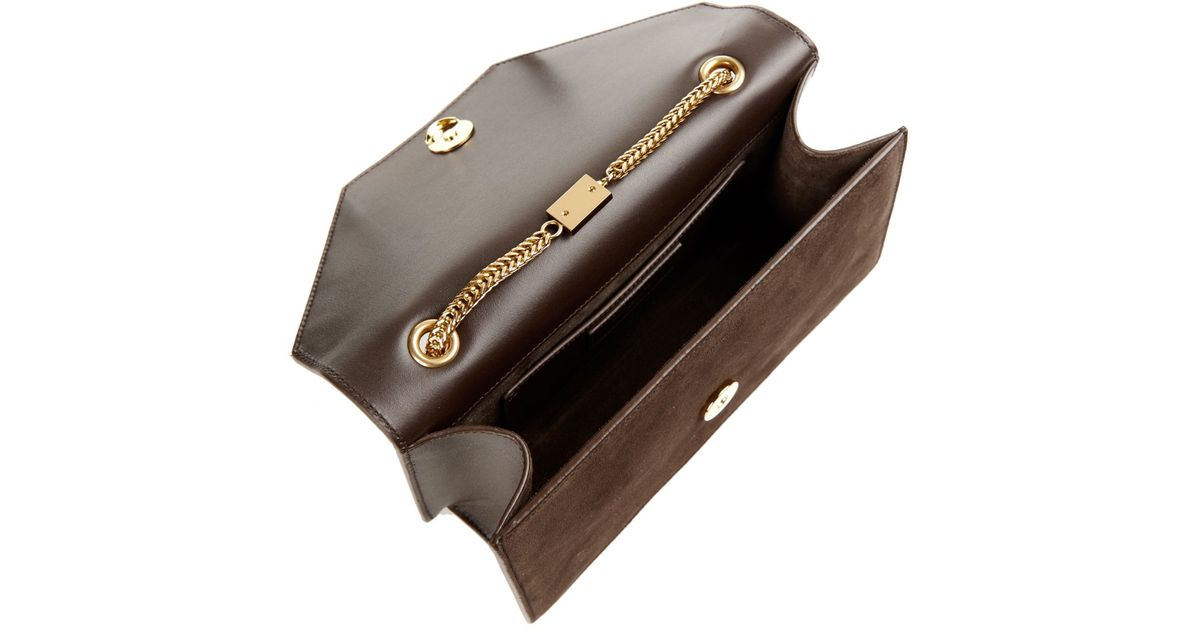 Classic Small Betty Bag In Black Leather