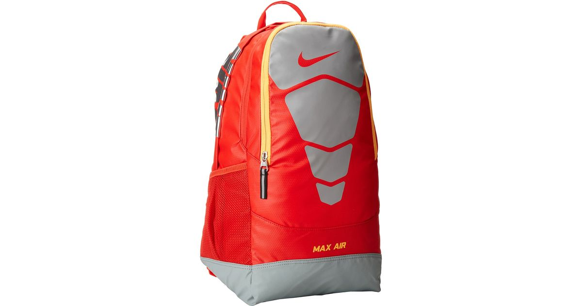 huge selection of ed746 4c028 Lyst - Nike Vapor Max Air Backpack in Red for Men