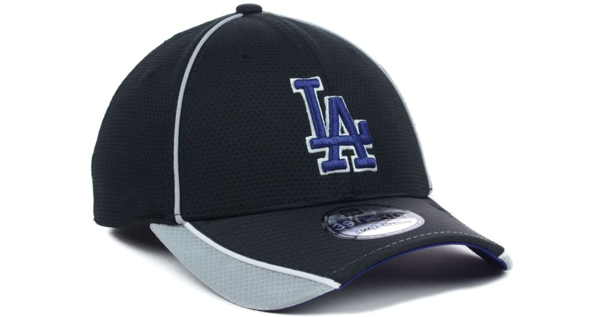 1a4f8661d9d50 Lyst - KTZ Los Angeles Dodgers Mlb Pipe Slide 39thirty Cap in Blue for Men