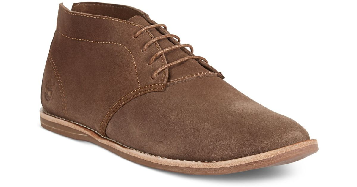 Lyst - Timberland Earthkeepers Revenia Chukka Boots in Brown for Men 830410551