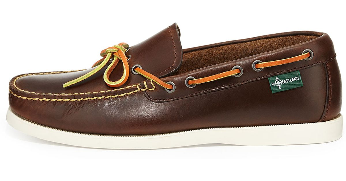 bb8e62e53a Lyst - Eastland Yarmouth 1955 Boat Shoe in Brown for Men