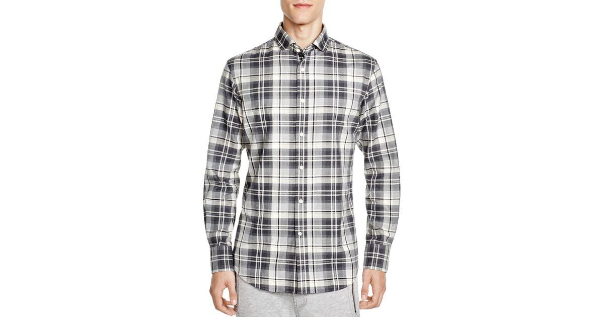 Polo ralph lauren flannel plaid slim fit button down shirt for Women s slim fit flannel shirt
