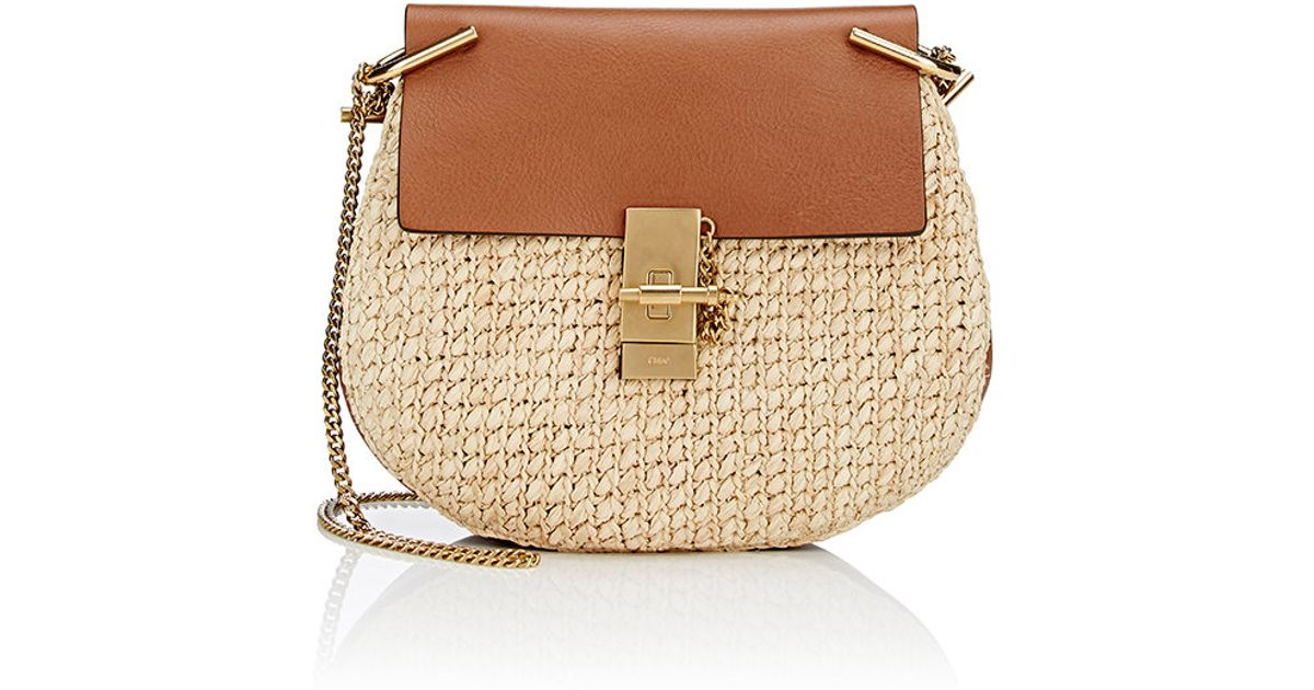 chloe women's drew small crossbody