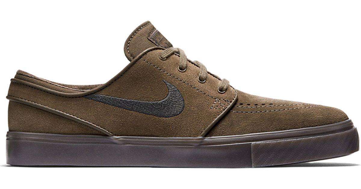 cb2007bee18a21 Lyst - Nike Zoom SB Stefan Janoski Sneakers in Brown for Men