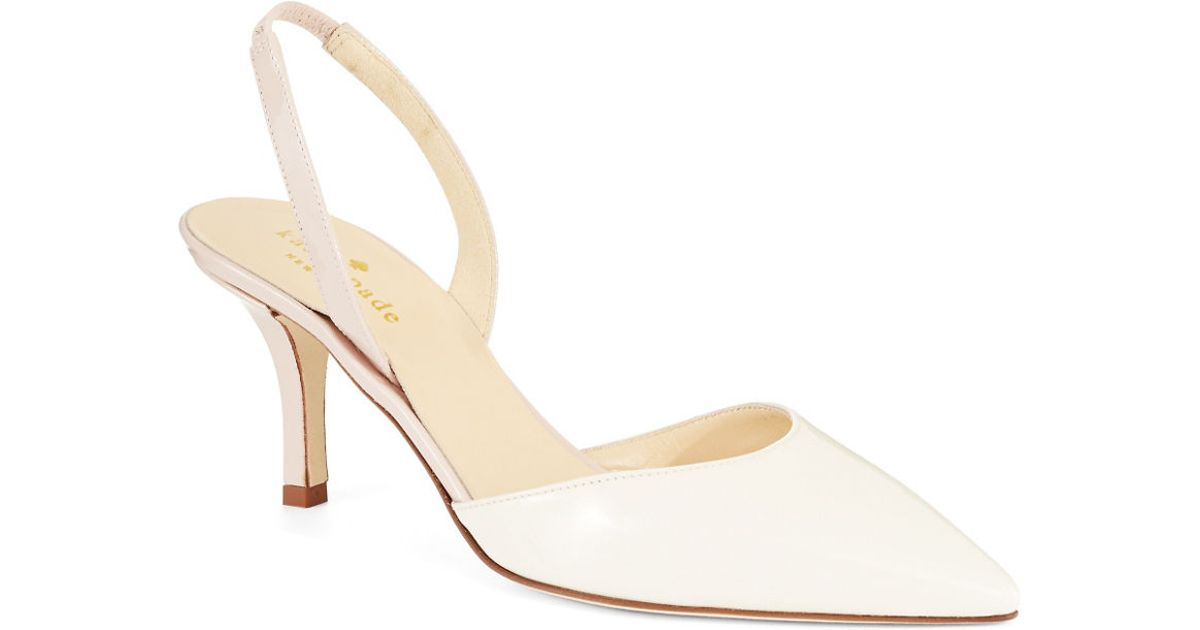 d7f88cabc1c4 Lyst - Kate Spade New York Jeanette Heels in Pink