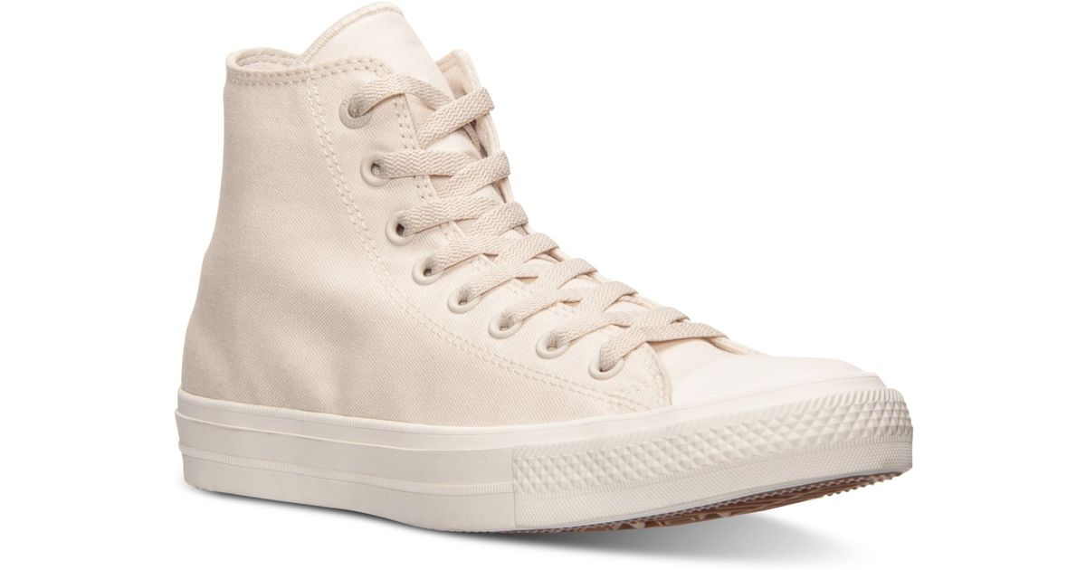 97400e2f97ed ... sweden lyst converse mens chuck taylor all star ii hi mono casual  sneakers from finish line
