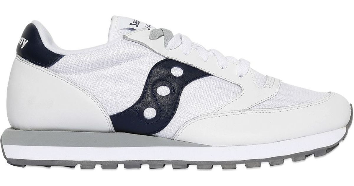 white saucony sneakers