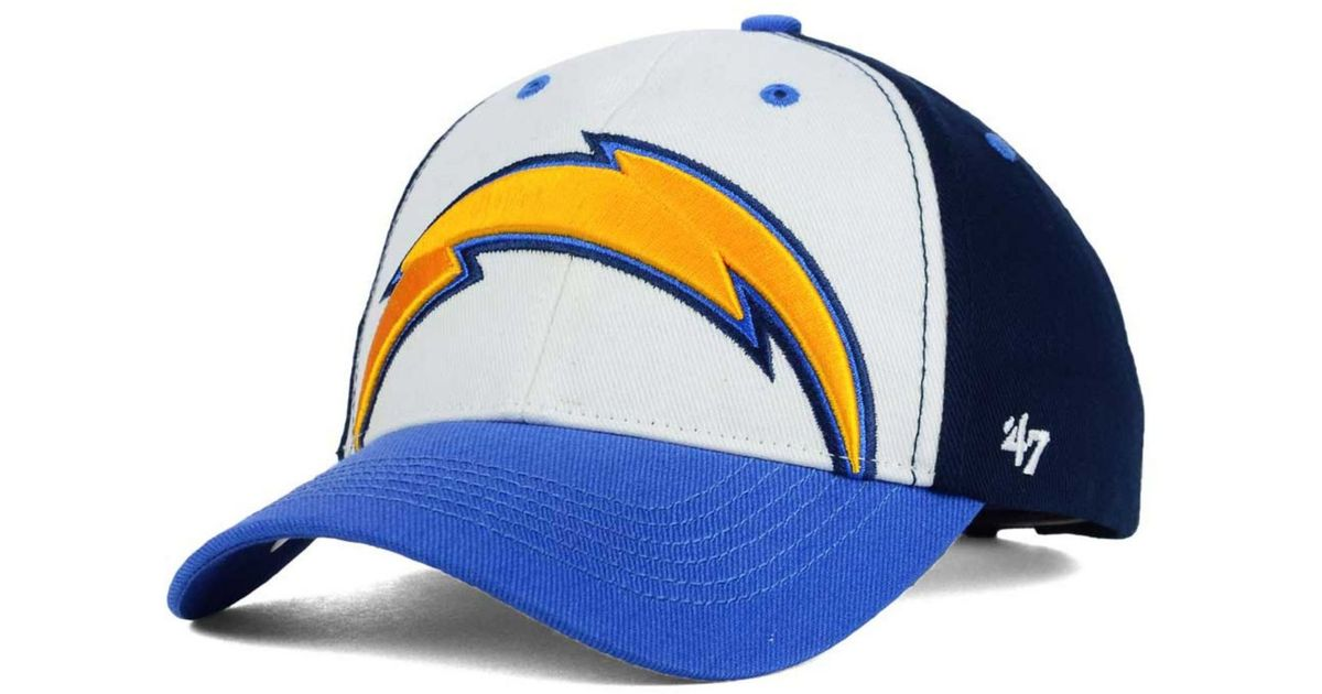 Lyst 47 Brand Kids San Diego Chargers Lil Show Mvp Cap