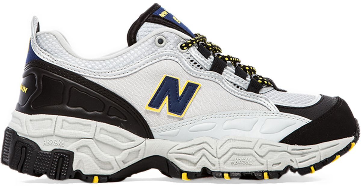4e0fcf22d5faf ... discount lyst new balance 801 in yellow in gray for men 6d6c9 42b8a