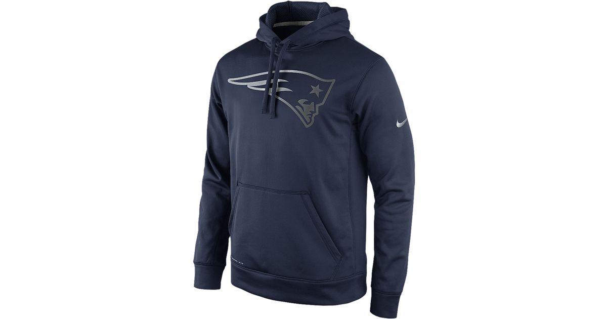 Women's New England Patriots #87 Rob Gronkowski Blue Strobe Stitched Jersey