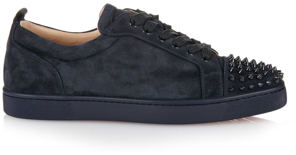 christian louboutin low sneakers