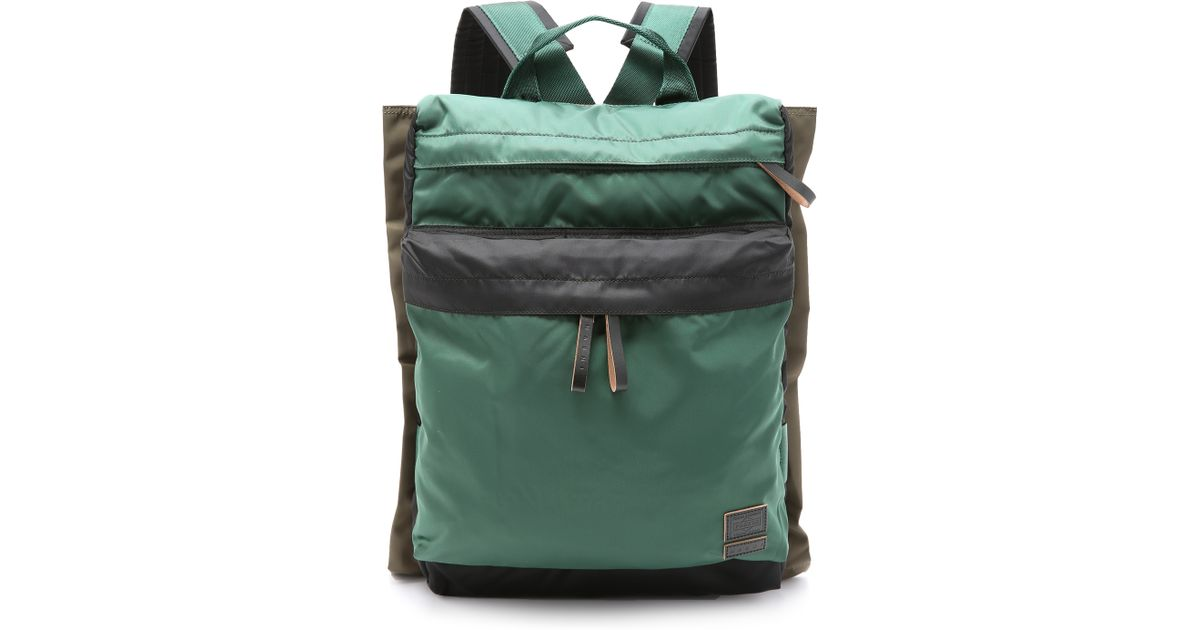 f6d4a36264 Lyst - Marni Porter X Backpack in Green for Men