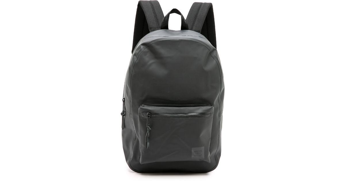 cc524ad2e21 Herschel Supply Co. Studio Settlement Backpack in Black for Men - Lyst
