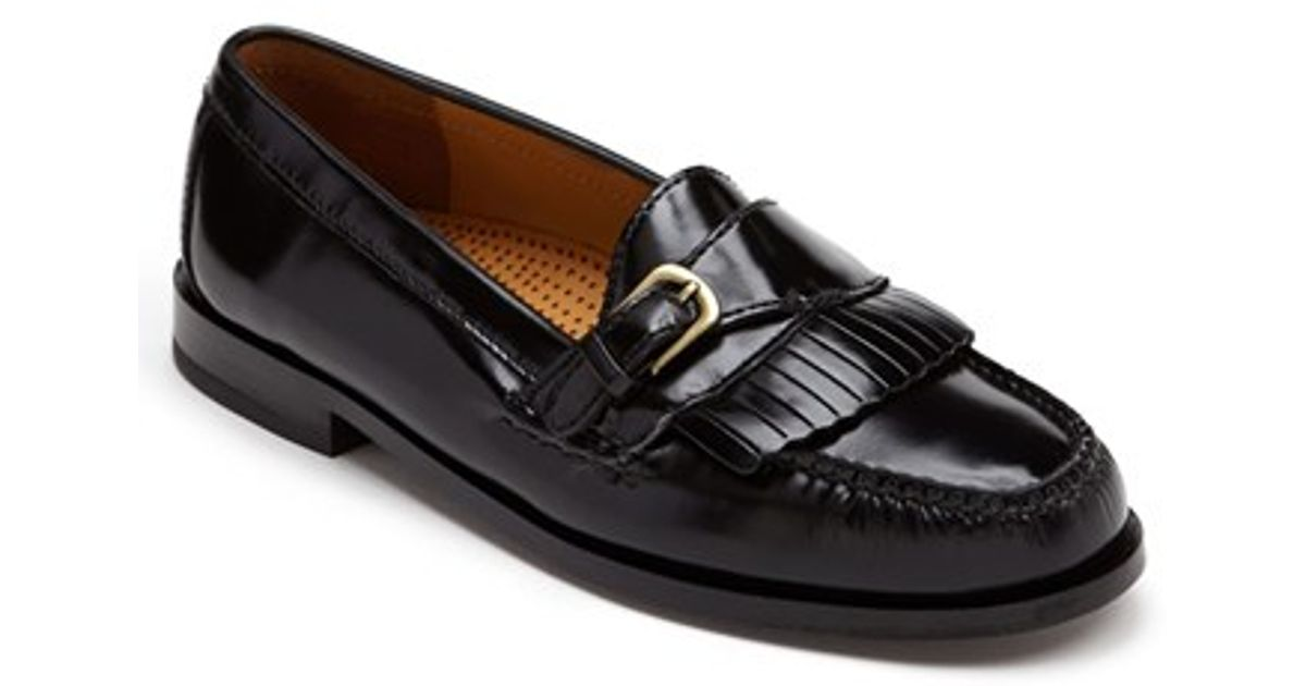 7ef1c84e316 Lyst - Cole Haan  pinch Buckle  Loafer in Black for Men