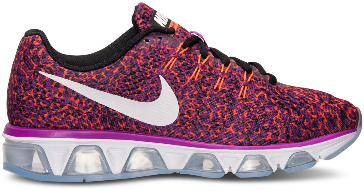 e8cd6c48c4 ... where to buy lyst nike womens air max tailwind 8 print running sneakers  from finish line