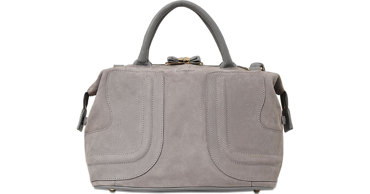 Lyst - See By Chloé Kay Bag in Gray 0f9b7bac34a