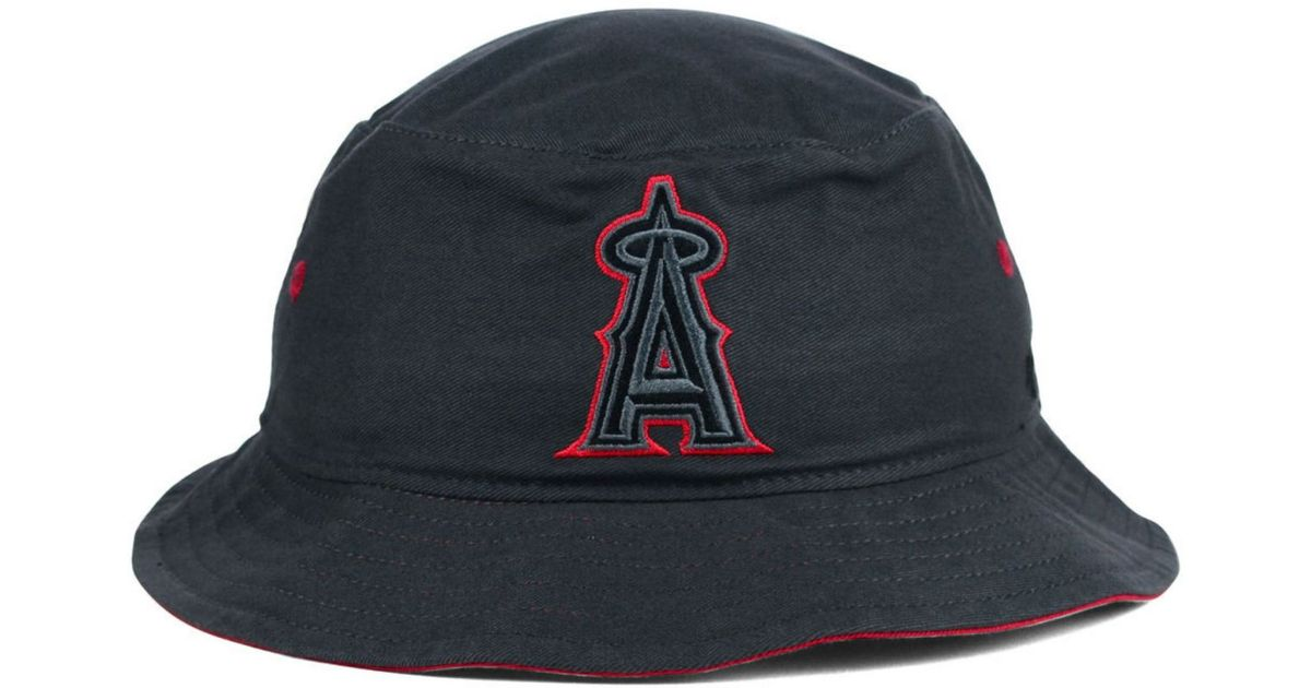 Lyst - 47 Brand Los Angeles Angels Of Anaheim Turbo Bucket Hat in Gray for  Men 1c2ac87cade0