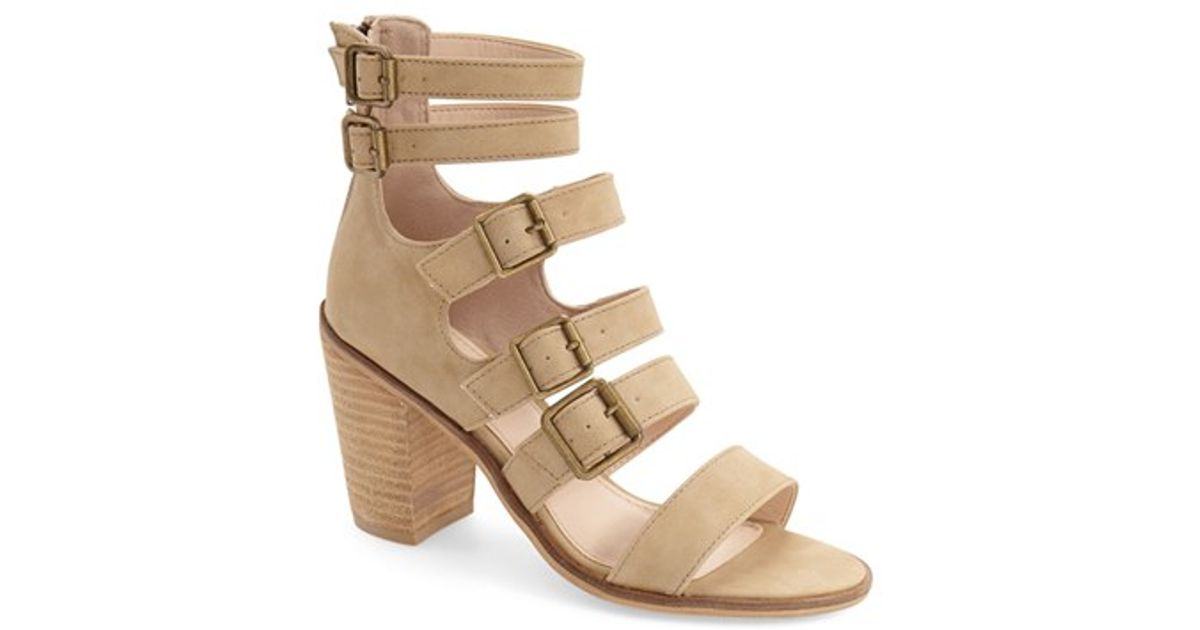 Rebels Phoenix Block Heel Sandal