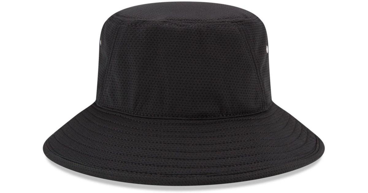 a4915411128c6 sweden lyst ktz chicago white sox redux bucket hat in black 72684 7afaf