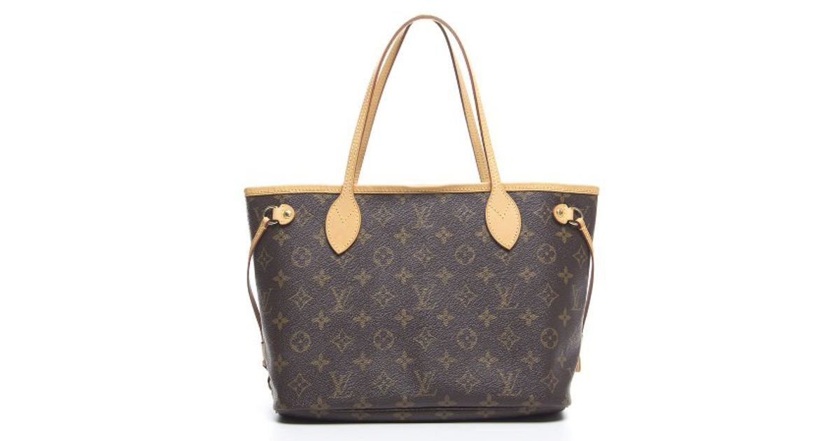 Louis Vuitton Pre-owned - Neverfull cloth handbag WG7wZEXvX