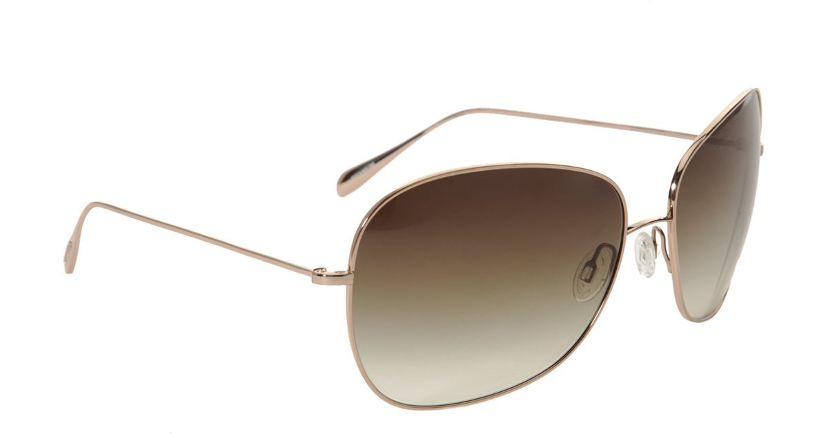 a41c5243af Lyst - Oliver Peoples Women s Elsie Sunglasses