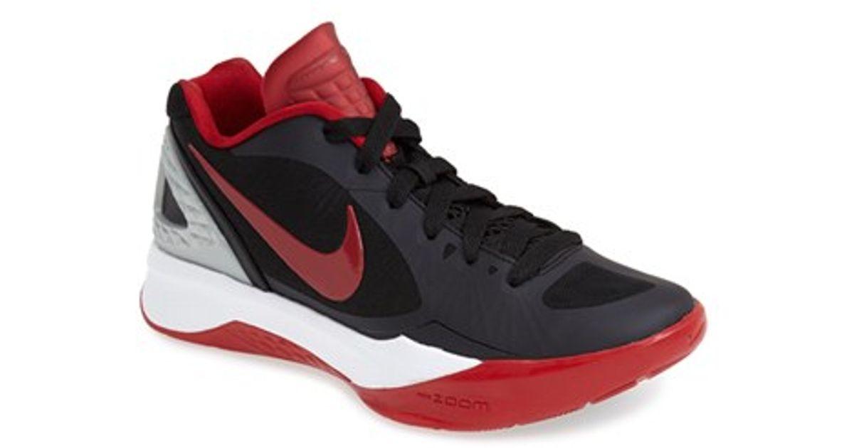 280690226805 Lyst - Nike  zoom Hyperspike  Volleyball Shoe in Black