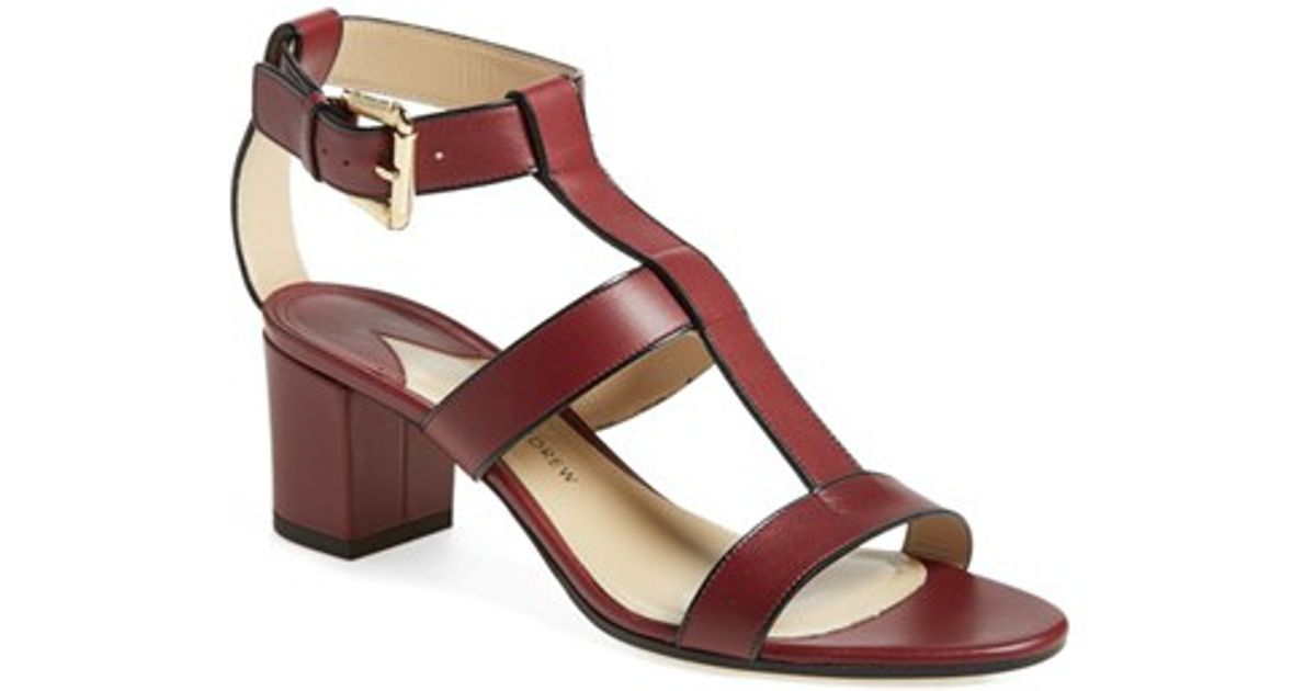 PAUL ANDREW Buckled sandals Wr6O1jp