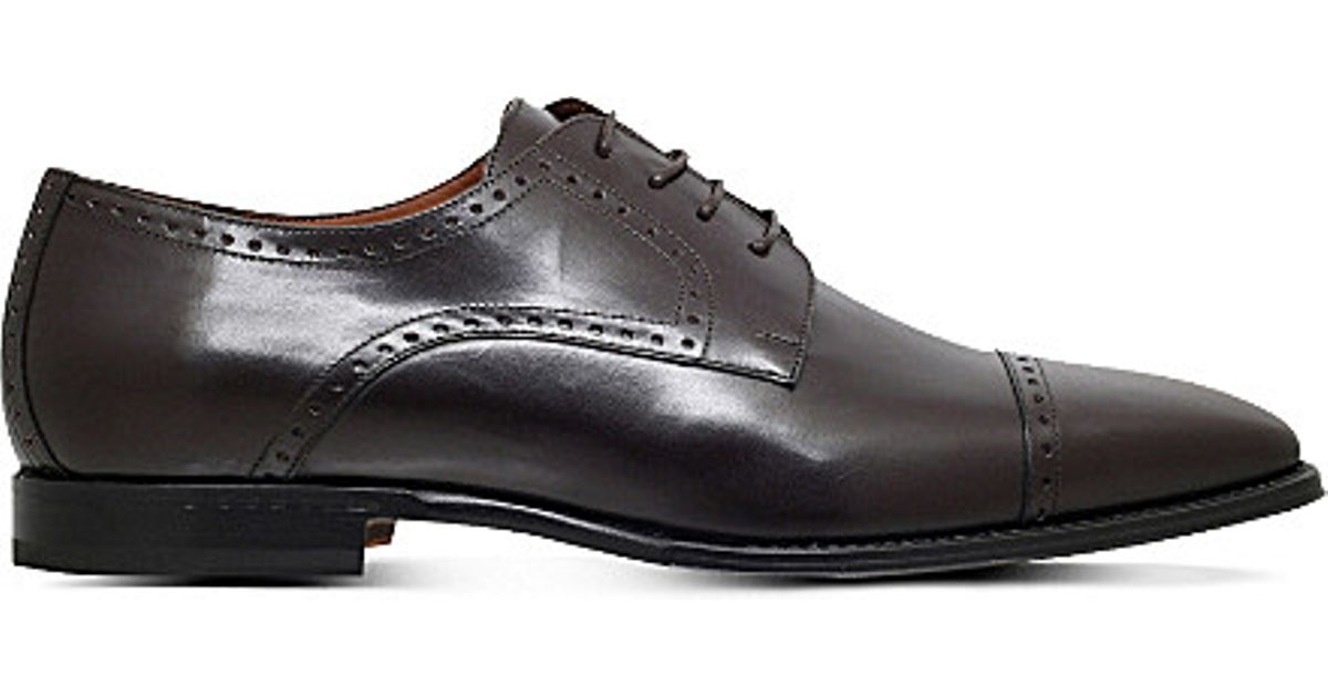 Derby shoes - Black Corneliani cXUayHAAa5