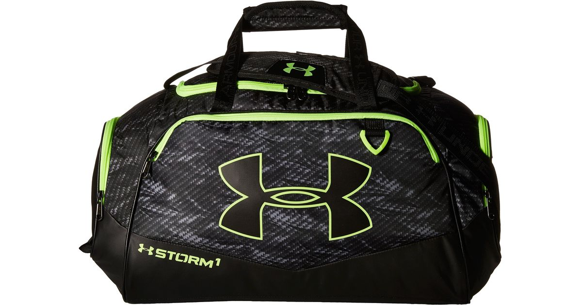 0131dfa6e3b Under armour Ua Undeniable Small Duffel Ii in Green for Men