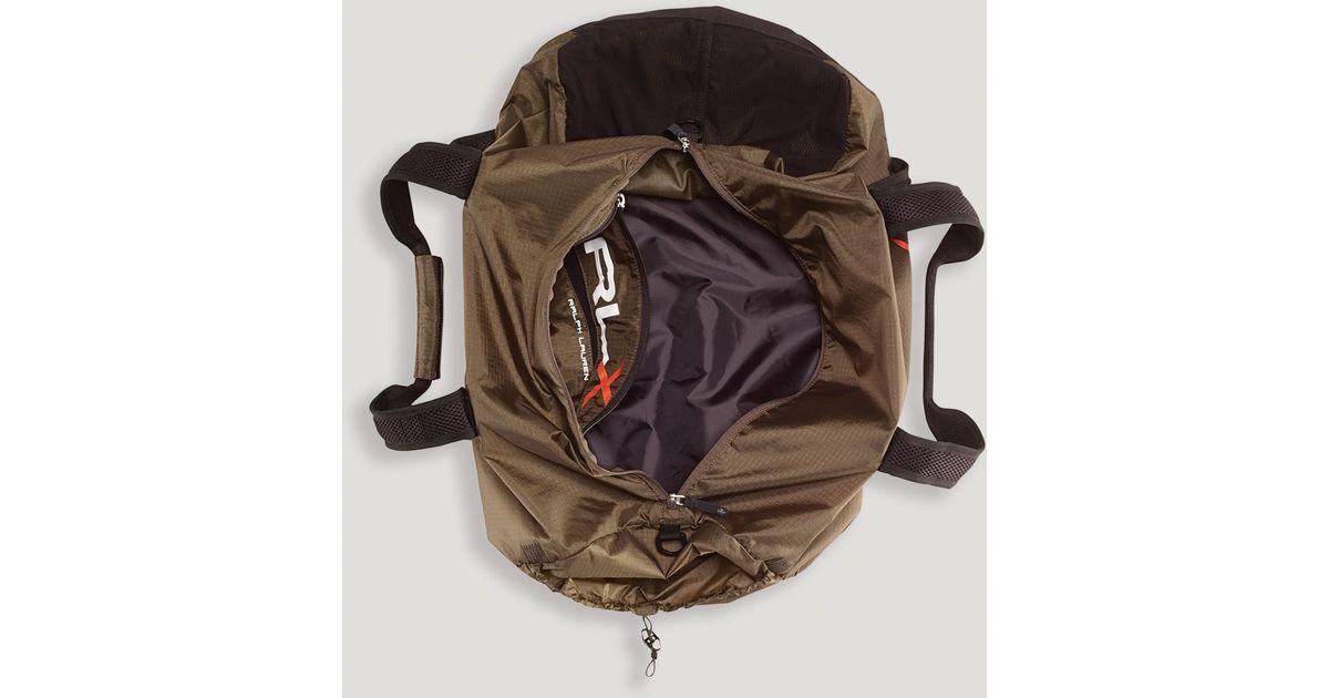 Packable Rlx For Lightweight Polo Men Duffel Bag Lyst Ralph Green Lauren dhCxtsQoBr