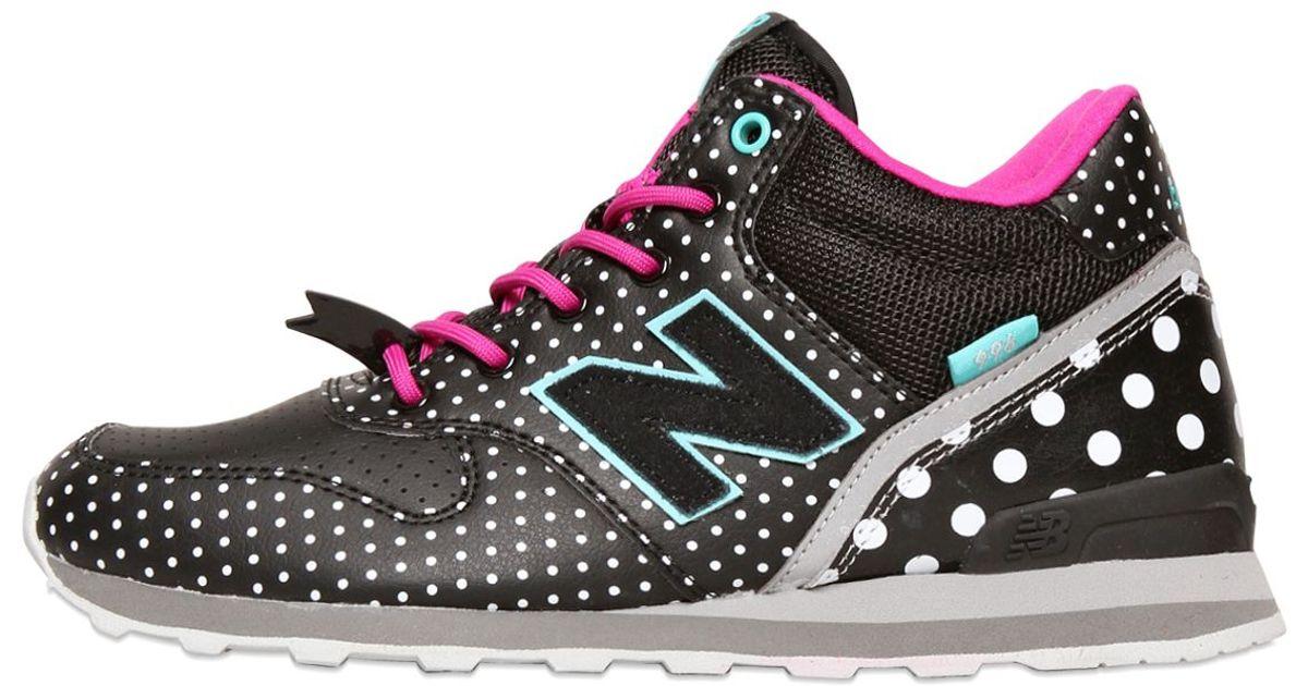 new balance 996 black pink