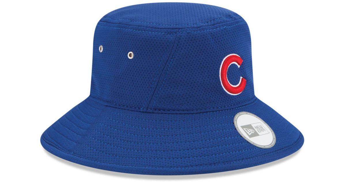 be22ee4a66d45 sale chicago cubs bucket hat 59cbe ce85e