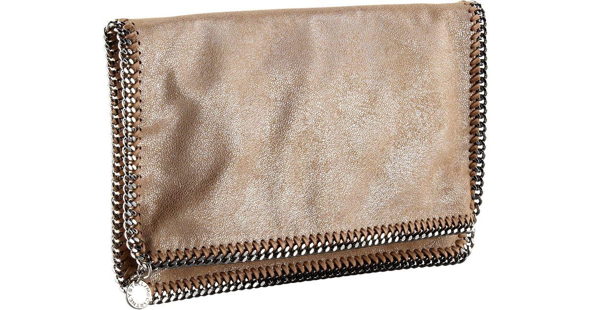 Stella McCartney Fuchsia Falabella clutch bag PulIy6DsJ