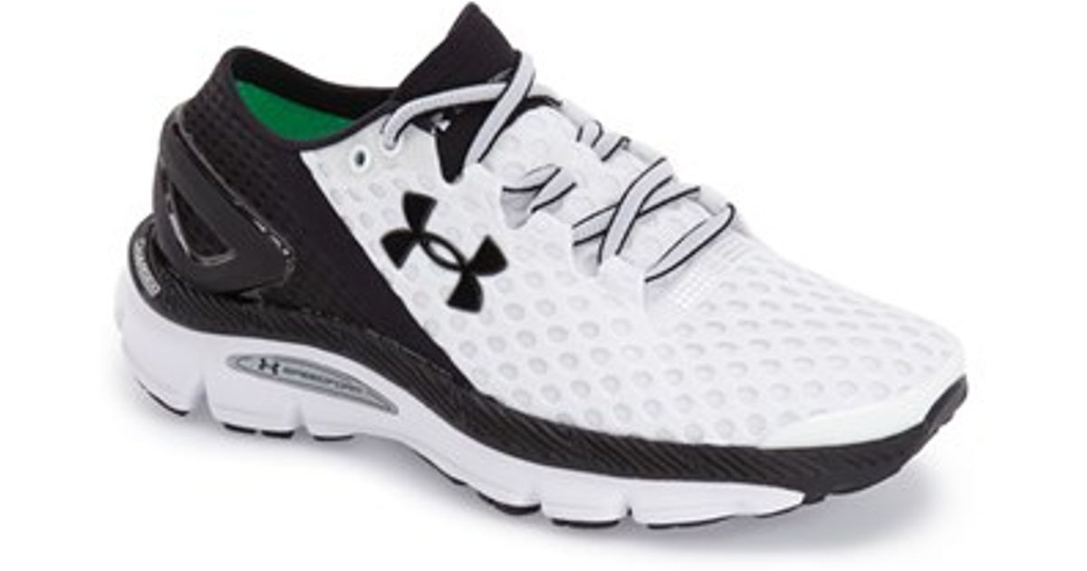 Lyst - Under Armour  speedform Gemini 2  Running Shoe in White 07a4750806a6