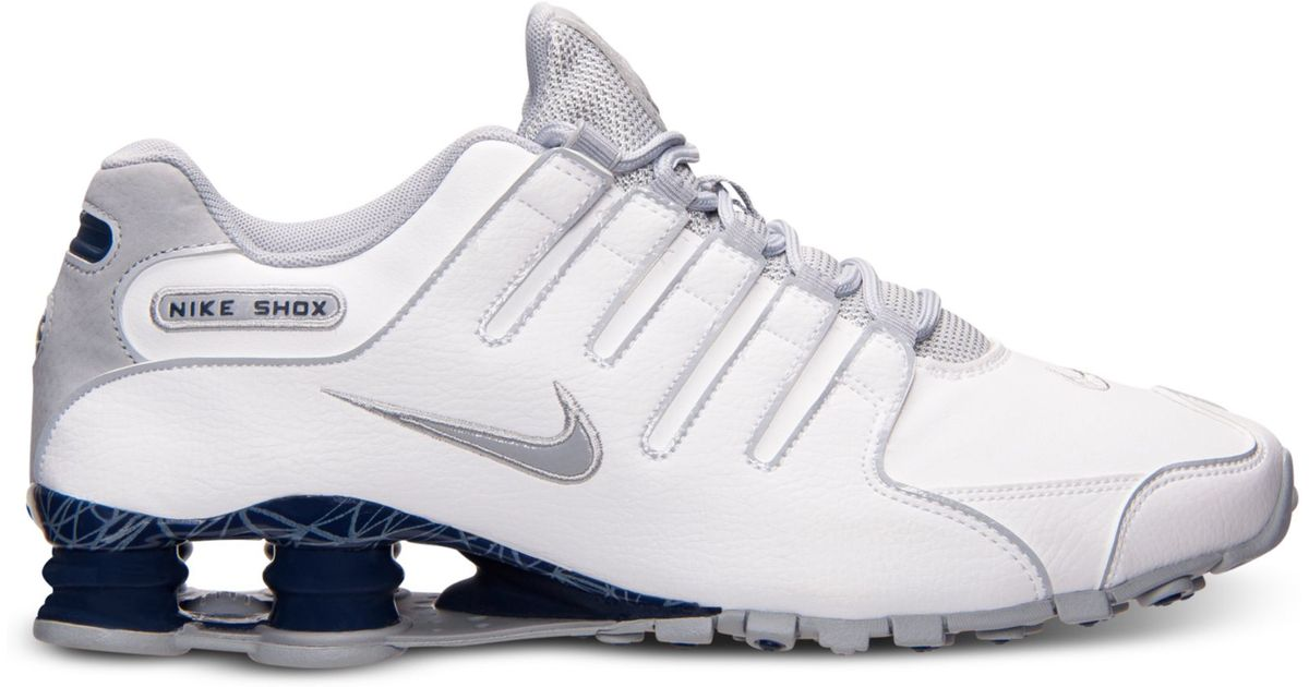 Nike Nz Sneakers In From Finish Lyst Mens Line Shox Eu Running 1dqw6