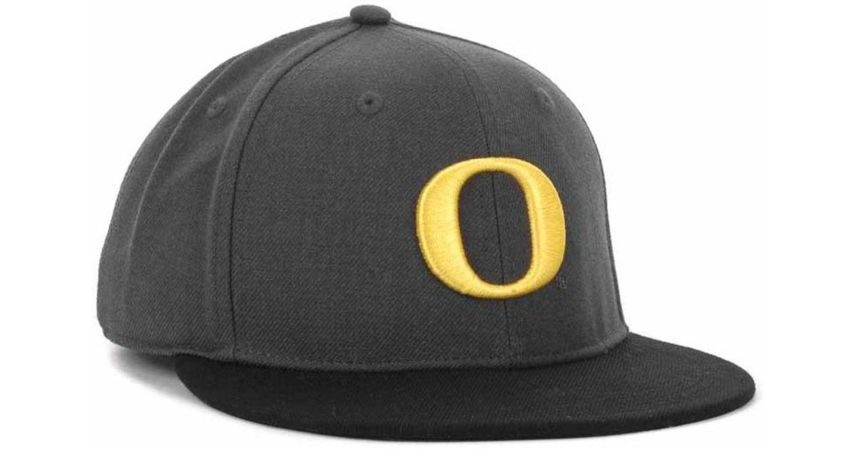 47fbb67d451 Lyst - Nike Oregon Ducks Ncaa 643 Two Tone Cap in Black for Men