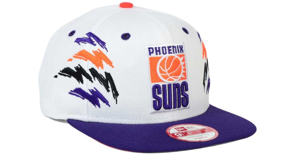 uk availability 3933c 8e2c6 KTZ Phoenix Suns Hwc Old Cool 9fifty Snapback Cap in Blue for Men - Lyst