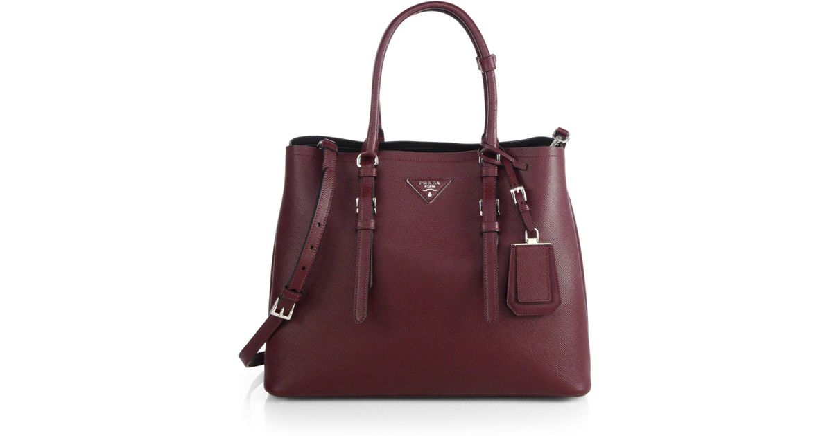 Prada Double Bag Small