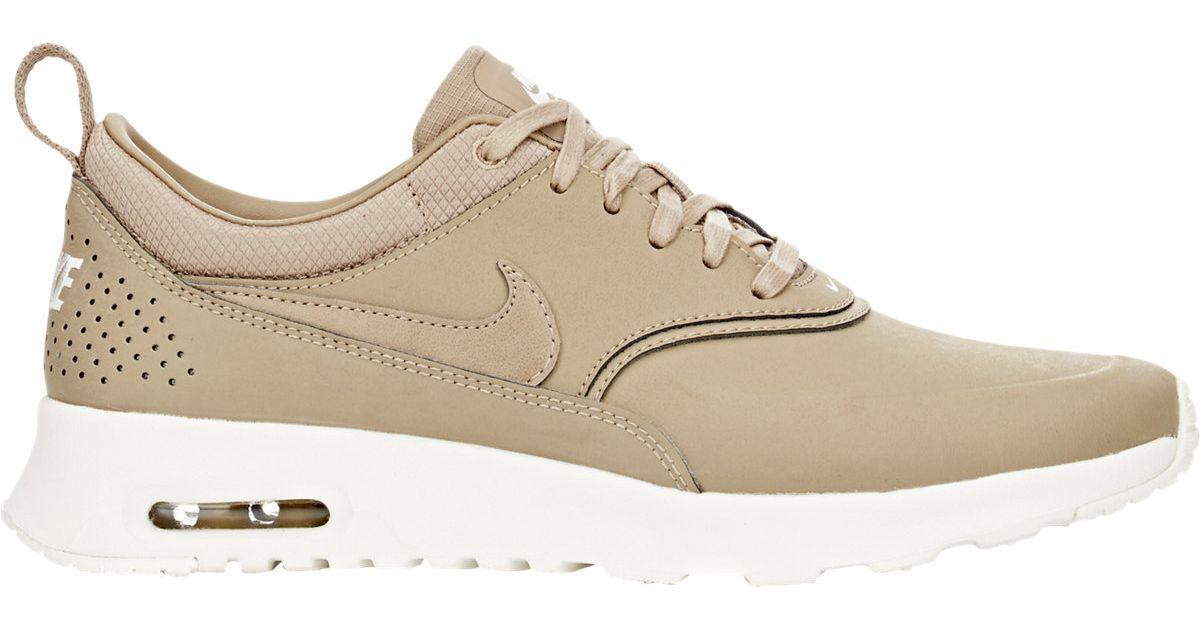 Men Premium Thea For In Nike Sneakers Lyst Natural Max Air wqg7HcUzI