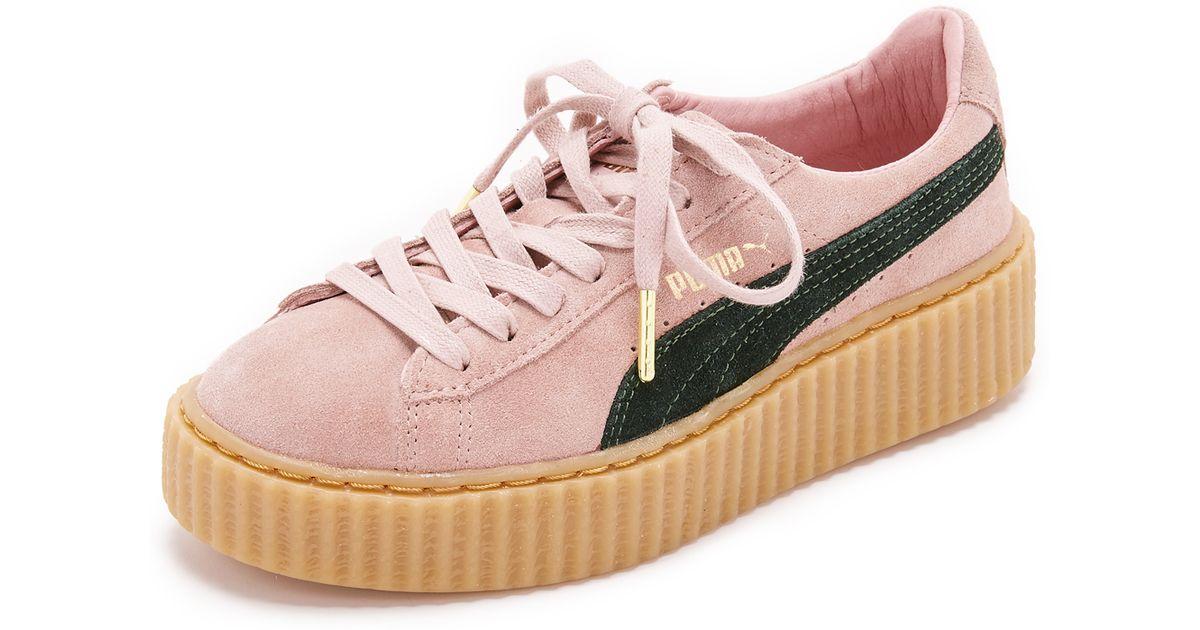puma plateau sneaker fenty
